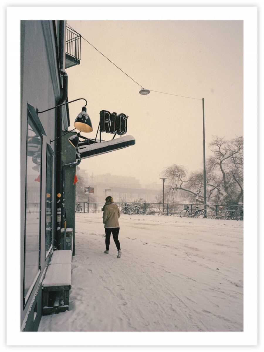 Stockholm Photography Art
