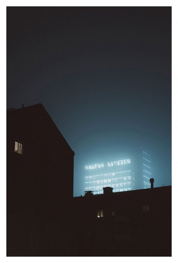 Stockholm photo art print